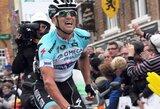 Ketvirtajame dviračių lenktynių Prancūzijoje etape E.Juodvalkis finišavo 12-as