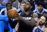 """L.Jamesas 2010 metais atmetė """"Clippers"""" pasiūlymą dėl D.Sterlingo"""