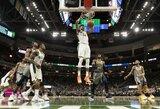 """""""Pacers"""" be D.Sabonio neatsilaikė prieš """"Bucks"""""""