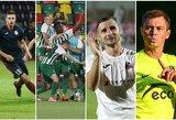 Paskaičiuokime: kiek šį sezoną Europoje uždirbo Lietuvos futbolo klubai?