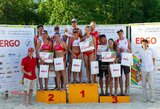 "A.Knašas ir P.Stankevičius triumfavo antrajame ""Ergo Open"" etape"