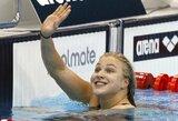 Paskelbta, kurie Lietuvos plaukikai vyks į pasaulio čempionatą