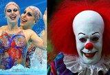 Į ką panašūs Londono olimpiados sportininkai?