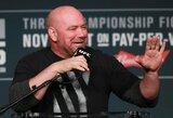 Palygino su kitomis pagrindinėmis JAV sporto lygomis: UFC kovotojų minimalus atlyginimas turėtų būti tris kartus didesnis