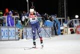 Pasaulio biatlono taurės etape – lietuvių fiasko ir Italijos gražuolės pergalė