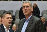 Kroatijos krepšinio federacijos prezidentas pažėrė kritikos FIBA ir jos atrankos turnyrui