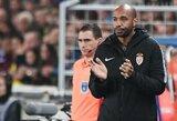 T.Henry po nesėkmingo debiuto vyriausiojo trenerio poste įžvelgė pozityvių dalykų