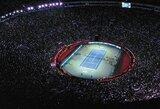 Visų laikų rekordas: R.Federerio pergalę prieš A.Zverevą stebėjo įspūdinga sirgalių minia