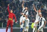 """L.Bonucci: """"Ši pergalė prieš """"Inter"""" parodo, kokie alkani mes esame"""""""