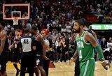 """""""Celtics"""" pergalių serija nutrūko Majamyje"""