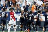 """Per pridėtą laiką įvartį pelniusi """"Bordeaux"""" palaužė """"Monaco"""" ekipą ir iškovojo pirmą pergalę šiame """"Ligue 1"""" sezone"""