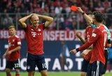 """Vokietija: """"Bayern"""" nutraukė nesėkmių seriją, pergalę iškovojo ir """"Borussia"""""""