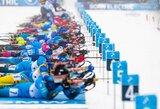IBU taurės etape lietuviai vėl nepateko į persekiojimo lenktynes