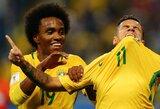 Ką pasirinkti Brazilijai: P.Coutinho ar Willianą?