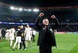 "Oficialu: O.G.Solskjaeras paskirtas nuolatiniu ""Manchester United"" treneriu"