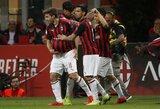 """Pavojaus varpai Italijoje: """"Milan"""" eilinius metus skaičiuoja šimtamilijonines skolas"""