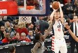 D.Bertanis nusprendė netęsti NBA sezono