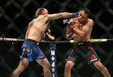 """""""UFC 238"""" algos: """"Kaubojus"""" uždirbo daugiau už T.Fergusoną"""