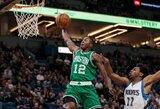 """Neapdairumas """"Celtics"""" įžaidėjui kainavo šimtus tūkstančių"""