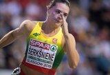 A.Šerkšnienę nuo Europos čempionato medalio skyrė tik akimirka