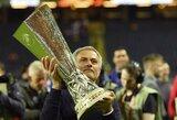 """J.Mourinho: """"Prieš man atvykstant dauguma """"Man United"""" žaidėjų nežinojo ką reiškia laimėti"""""""