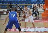 Š.Vasiliauskas rezultatyviai žaidė prieš Turkijos grandą