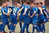 """""""Stumbras"""" rungtynių pabaigoje atėmė pergalę iš """"Atlanto"""" klubo"""