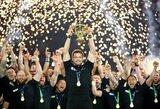 """""""All Blacks"""" superžvaigdė R.McCaw baigė įspūdingą savo karjerą"""