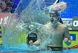 Vengrijos talentą vėl pamokęs D.Rapšys iškovojo antrąjį aukso medalį!