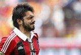 G.Gattuso karjerą pratęs Šveicarijoje