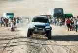 B.Vanagas Dakare įsiveržė į greičiausiųjų dvidešimtuką <span>(1)</span>