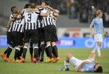 """Italijos supertaurė: """"Juventus"""" – """"Lazio"""""""