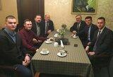LFF vadovai aptarė Alytaus futbolo klausimus