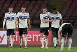 """Atalanta"" išvykoje parklupdė ""Napoli"""