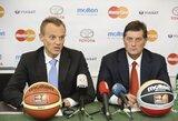 """R.Brazauskas neįžvelgia teisėjų klaidos VEF rungtynėse su """"Kalev/Cramo"""""""