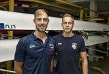 Dvi lietuvių įgulos – Europos jaunimo irklavimo čempionato A finaluose