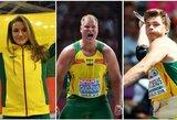 Pasaulio lengvosios atletikos čempionatas: tarp pretendentų į medalius – du lietuviai