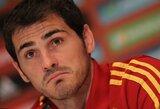 I.Casillasas tapo pirmuoju žaidėju su rinktine iškovojusiu 100 pergalių