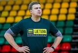 D.Adomaitis įvertino vengrų žaidimą ir įvardijo lietuvių pranašumus