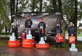 Įvyko Baltijos šalių diskgolfo čempionatas