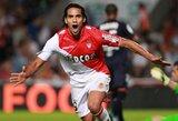 """""""Monaco"""" rungtynių pabaigoje palaužė """"Bordeaux"""" pasipriešinimą"""