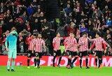"""Devyniese rungtynes užbaigę """"Athletic"""" įveikė """"Barcelona"""" klubą"""