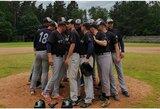 """Utenos """"Titanai"""" laimėjo Lietuvos beisbolo čempionato reguliarųjį sezoną ir pateko į Europos taurės kvalifikaciją"""