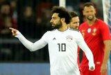 Lyderių vienuoliktukas: futbolininkai, kurie ves savo rinktines į priekį pasaulio čempionate