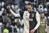 """A.Rabiot įsiuto po to, kai """"Juventus"""" sumažino jo algą: paskelbė streiką ir atsisako grįžti į komandą"""