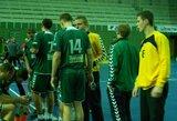 Baltijos vyrų rankinio čempionate – dvi kauniečių pergalės