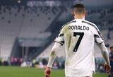 """C.Ronaldo pasidalijo žinute po skaudžios nesėkmės prieš """"Porto"""": """"Tikri čempionai niekada nepalūžta"""""""