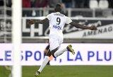 """""""Amiens"""" minimaliu rezultatu įveikė """"Nice"""""""