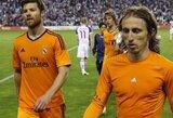 """C.Ronaldo patyrė traumą, S.Ramosas pelnė įspūdingą įvartį, o """"Real"""" nutolo nuo titulo"""