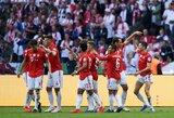 """DFB Pokal"" taurės finale – R.Lewandowskio dublis ir ""Bayern"" triumfas"